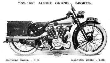 SS100 Alpine Grand Sports