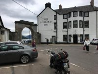 Inverary on way to Arran